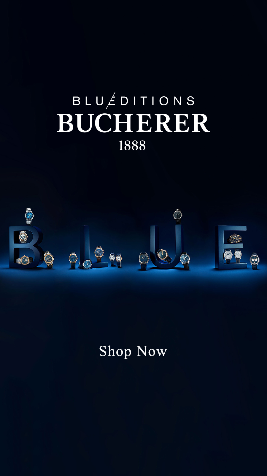 Bucherer Side Banner