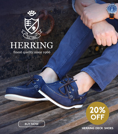 Herring Shoes (Side Banner)