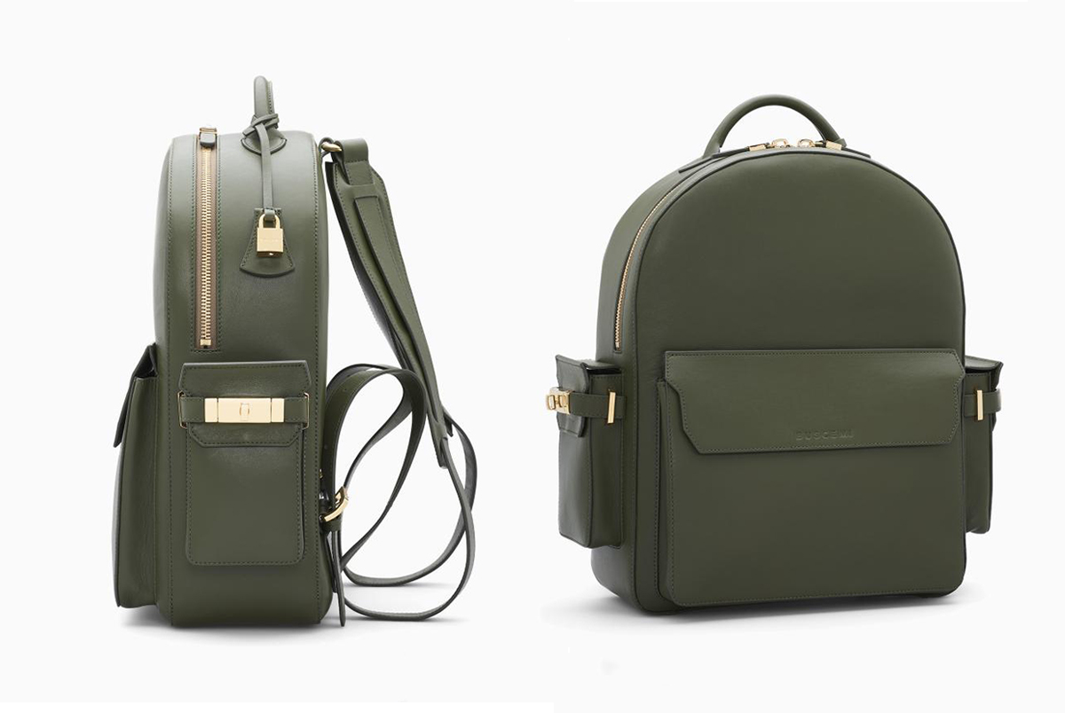 Buscemi PHD Clean Backpack
