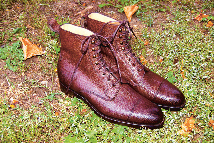 Gaziano Girling Glencoe Boot