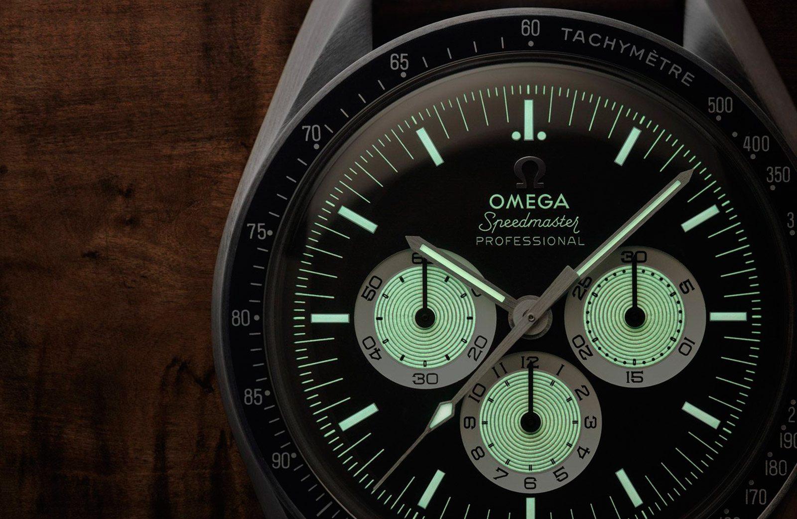 Omega Speedmaster 'Speedy Tuesday'