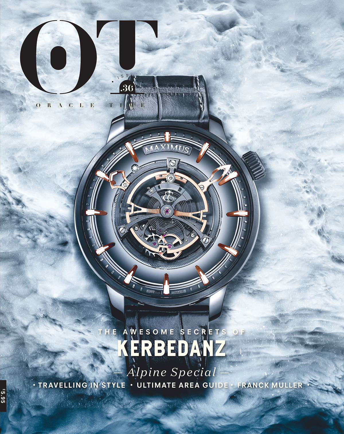 Oracle Time Issue 36