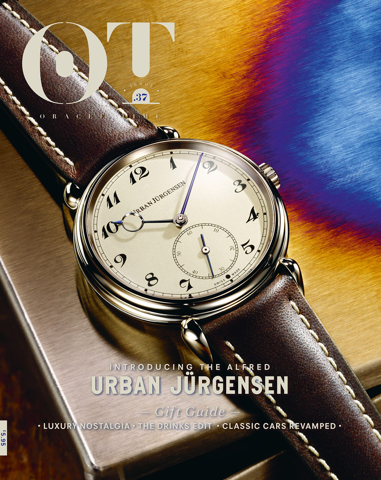 Oracle Time Issue 37