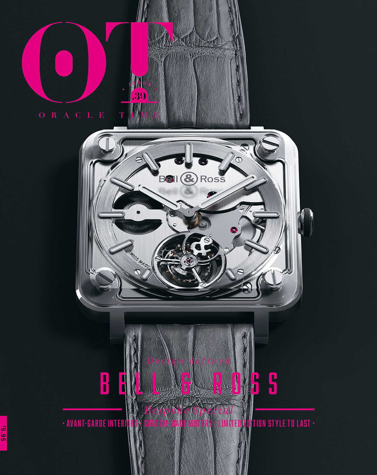 Oracle Time Issue 38 Cover