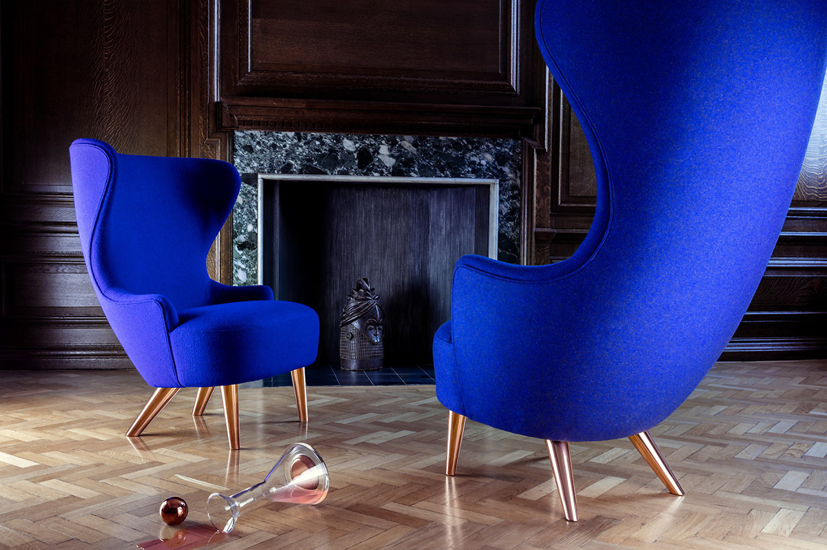 Tom Dixon Micro Wingback Chair