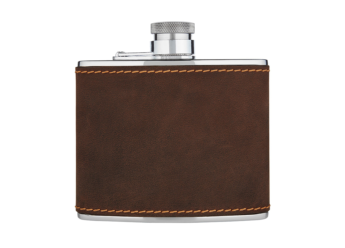 William & Son Hipflask