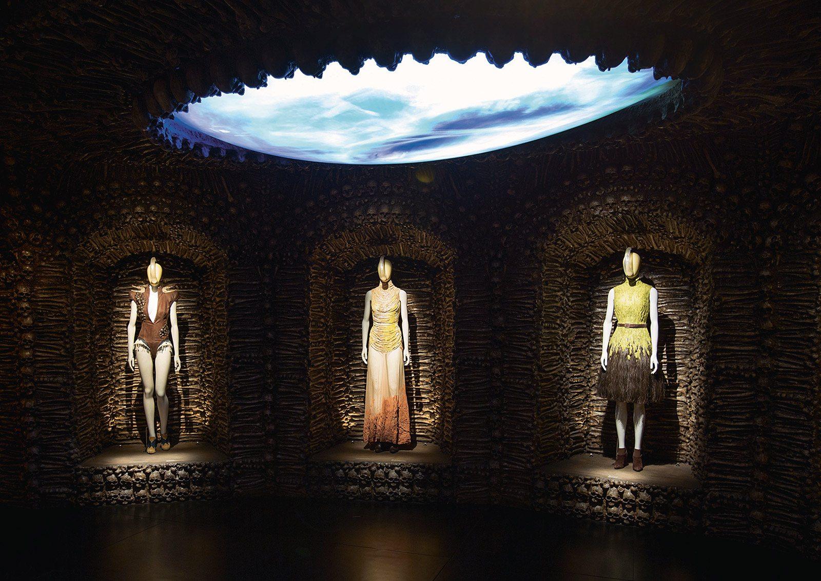 Alexander McQueen @ Victoria and Albery Museum