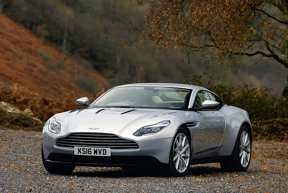 Aston Martin DB Review Oracle Time - Aston martin marin