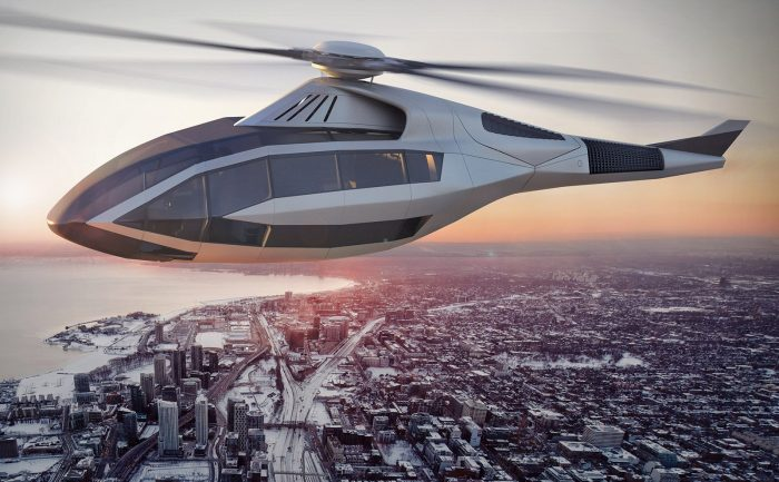 Bell Concept Helicopter