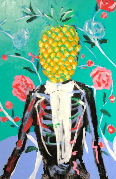 Bradley Theodore Pineapple Man