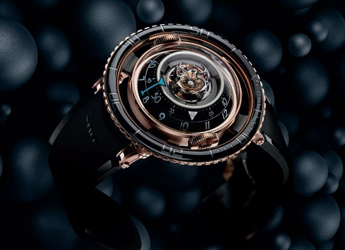 MB&F Horological Machine 7 Aquapod