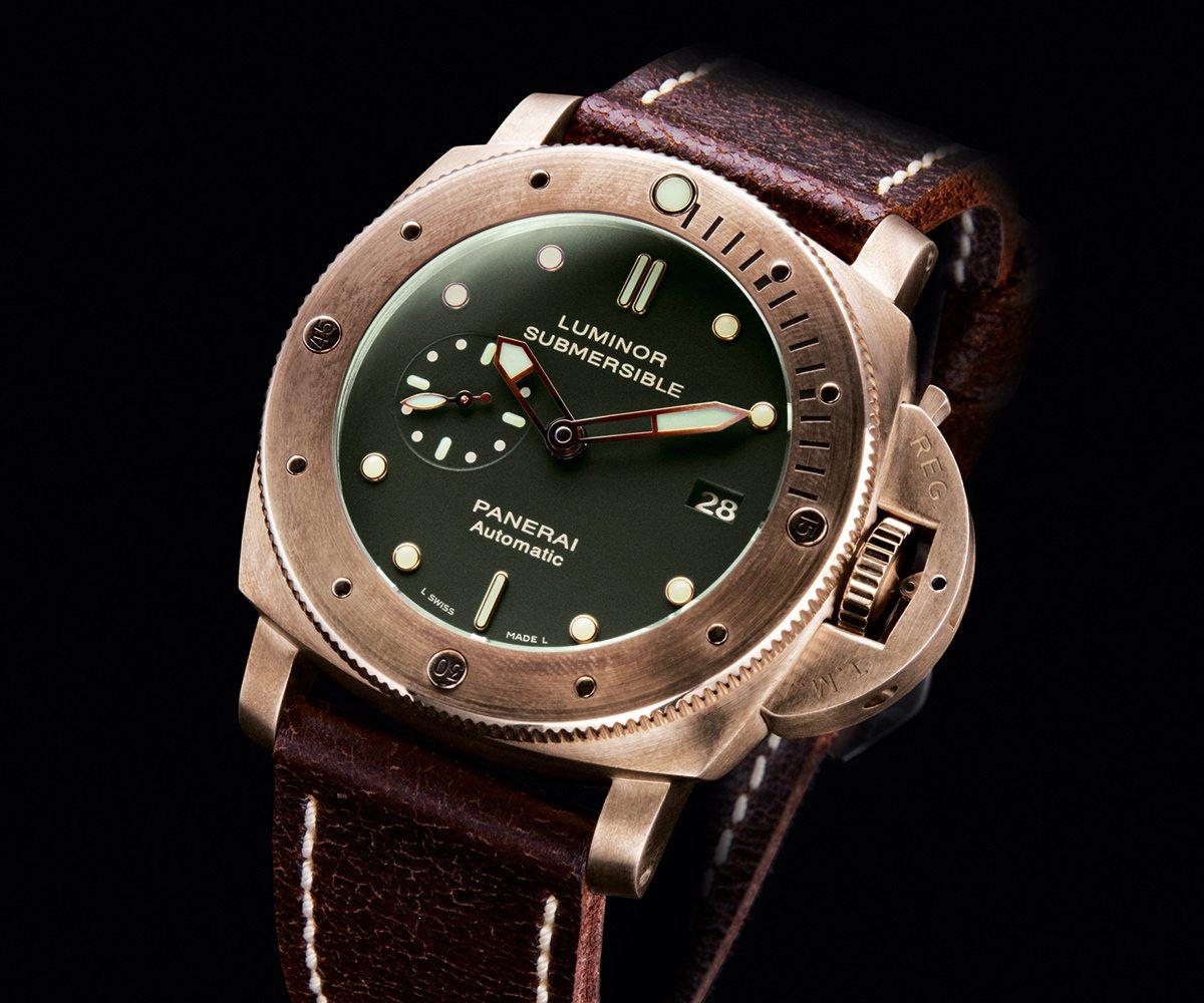 Panerai Luminor Submersible 1950 3 Days Bronzo