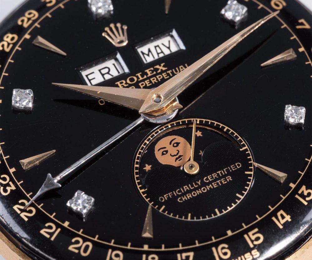 """Rolex Ref. 6062 """"Bao Dai"""""""