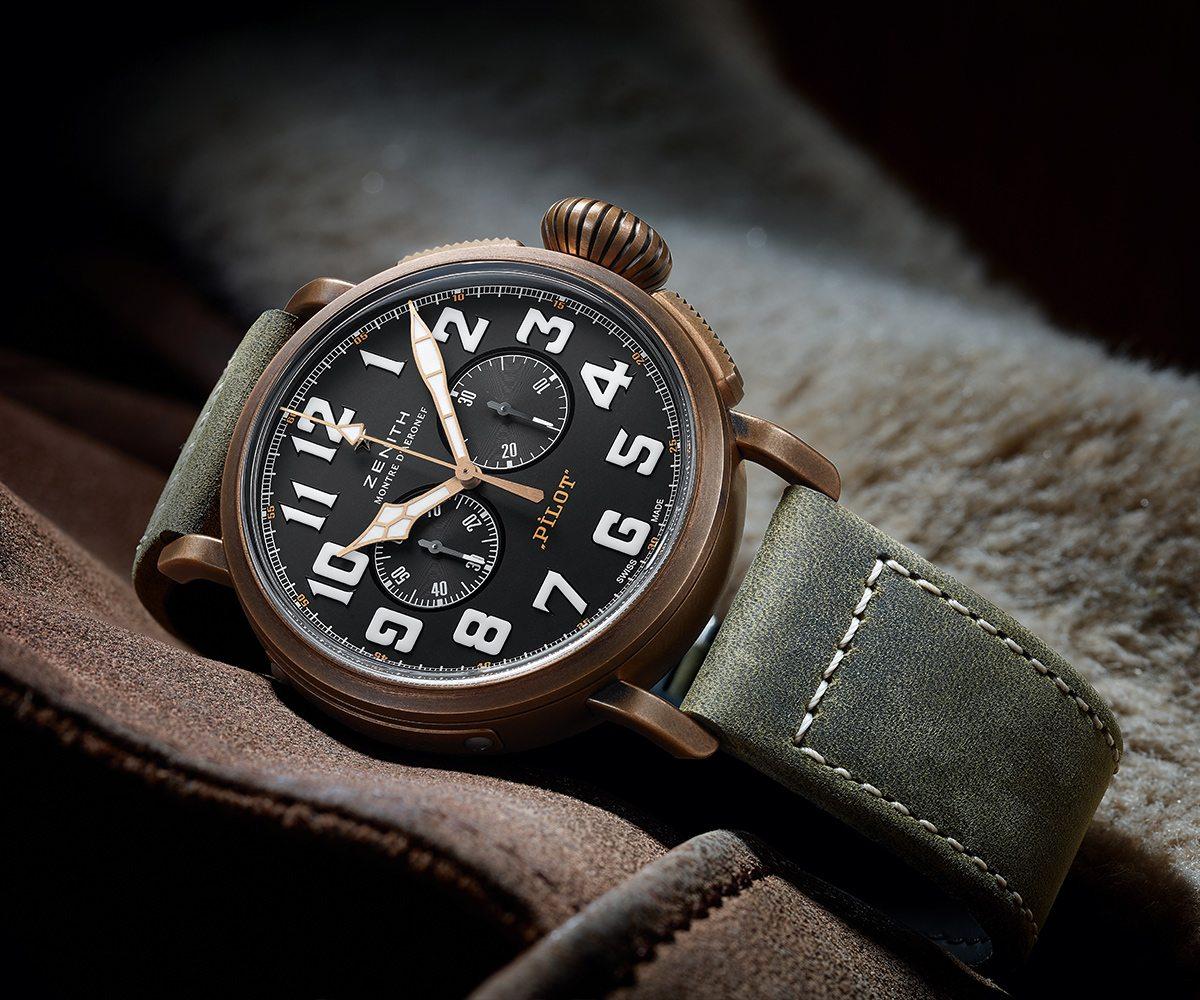 Zenith Pilot Type 20 Extra Special Bronze