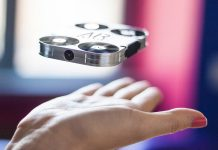 Airselfie Micro Drone