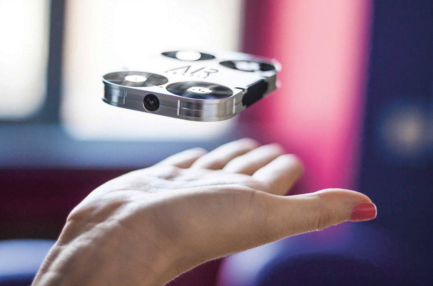 Worlds smallest drone with camera