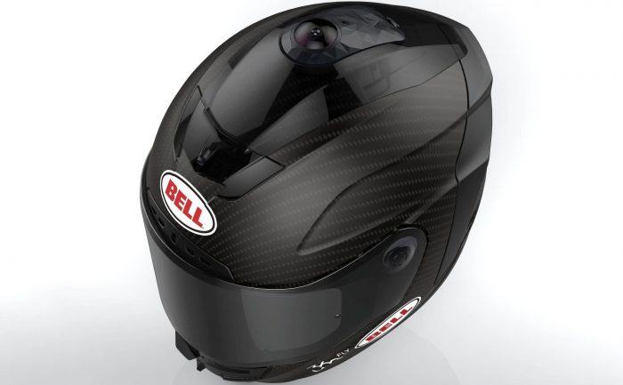 Bell Star's 'Smart' 360 Fly Crash Helmet