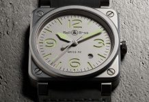 Bell and Ross BR03-92 Horolum