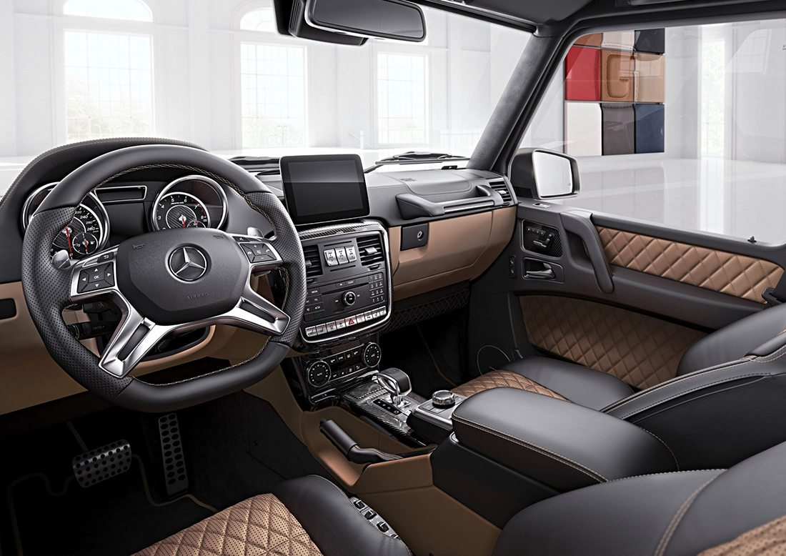 Mercedes-Benz Designo Manufaktur and Exclusive Edition