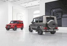 Mercedes Benz Designo Manufaktur and Exclusive Edition