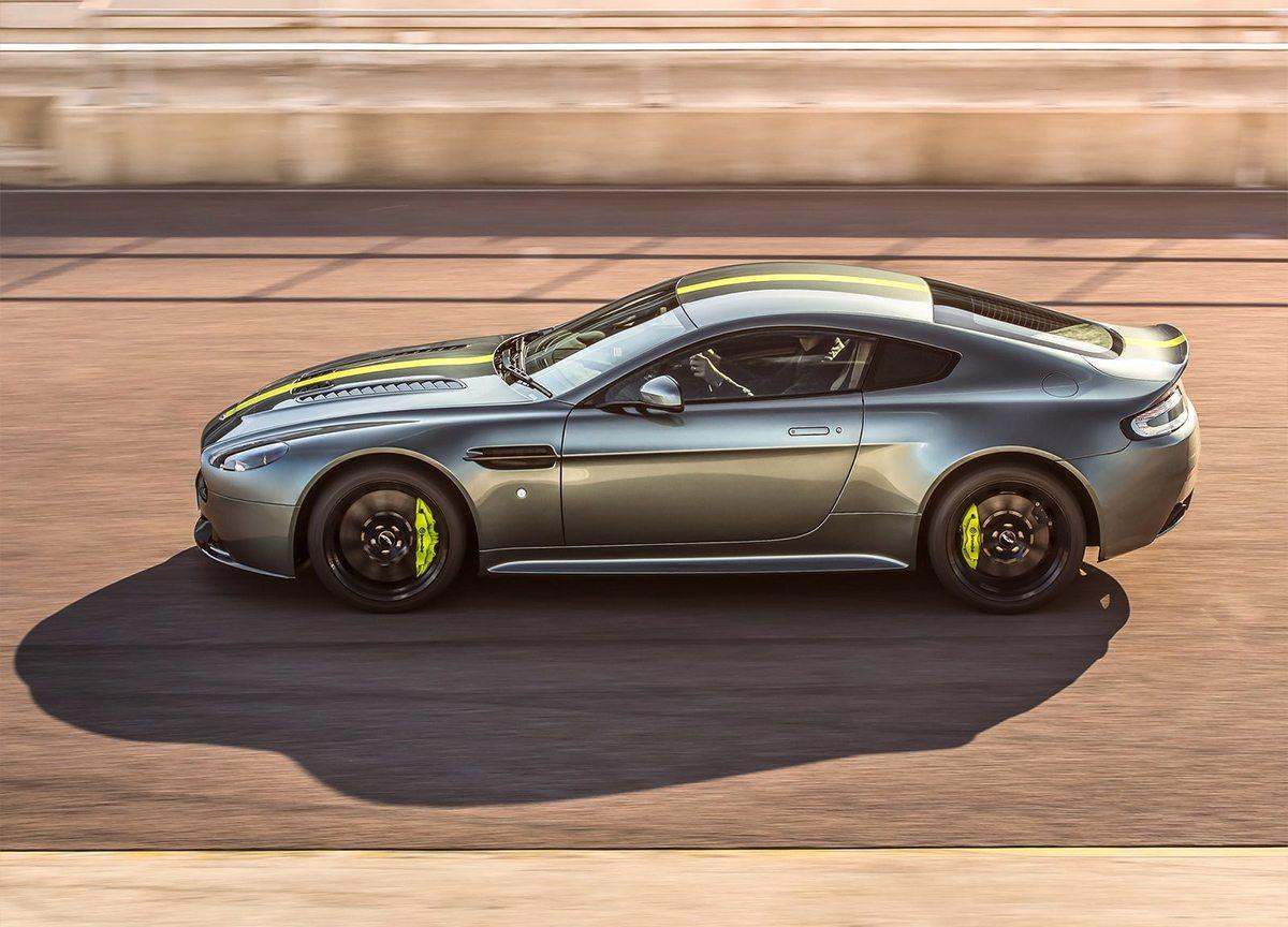Aston Martin Vantage AMR 2018