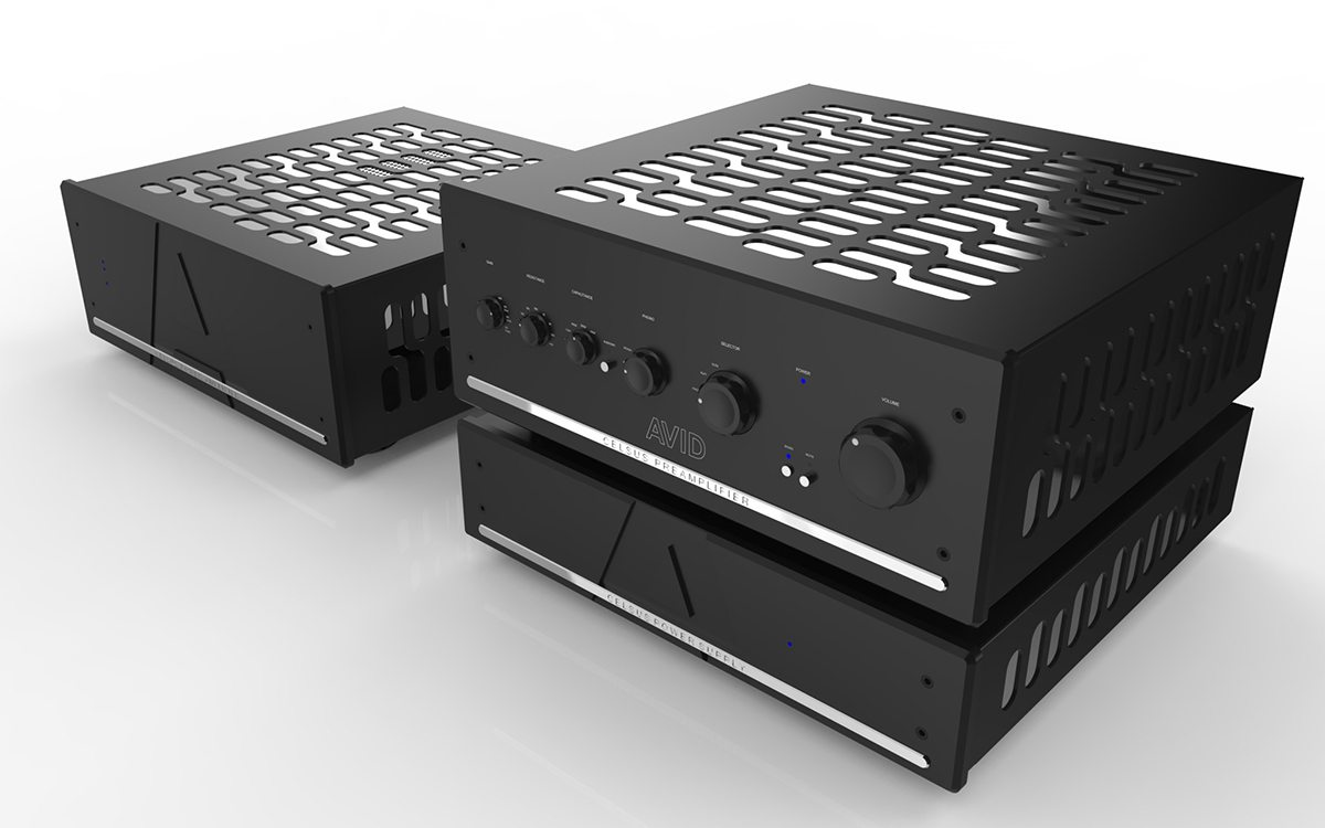 Avid Celsus Pre & Power & Sigsum Integrated Amplifiers
