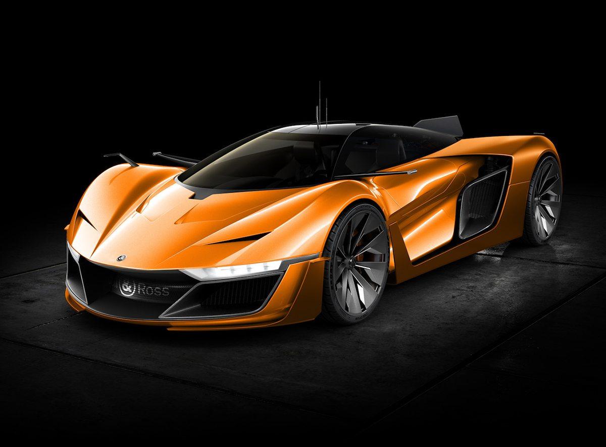 Bell & Ross BR 03 94 Aero GT Orange