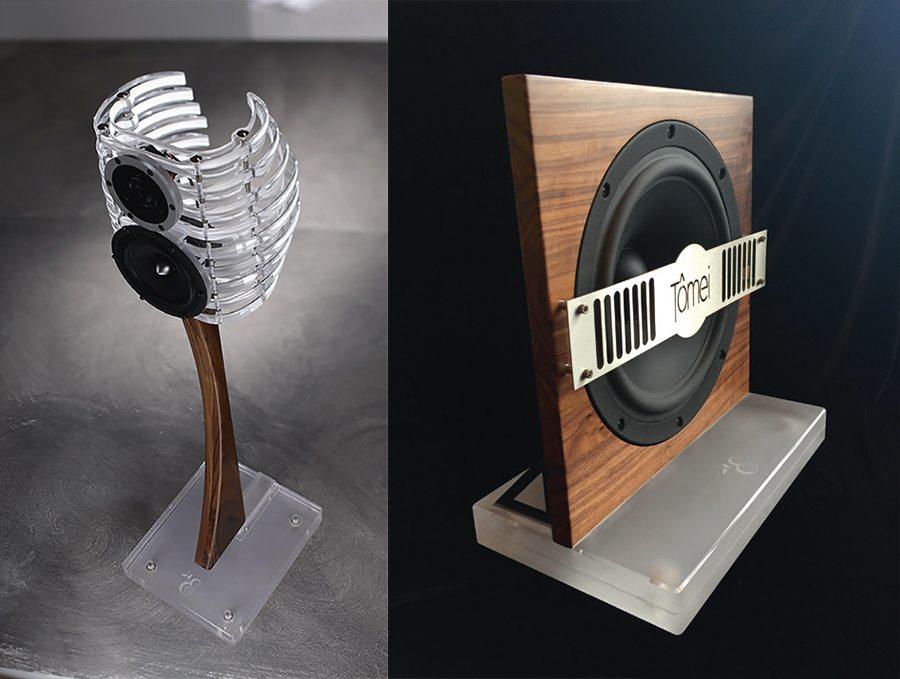 Eden Acoustics TÔMEI Active Loudspeaker System