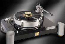 Jadis Turntable