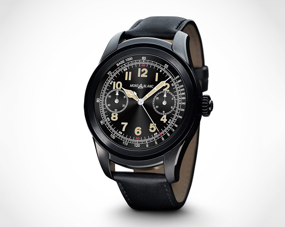 Montblanc Summit Watch