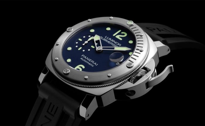Panerai Luminor Submersible Acciaio PAM00731