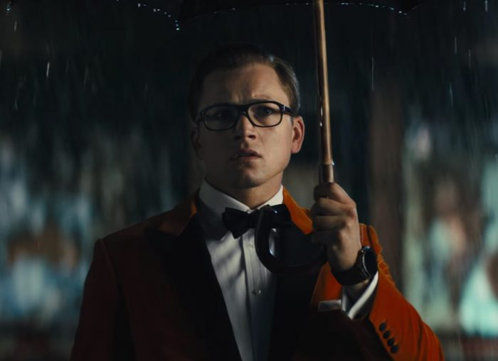 The Kingsman The Golden Circle