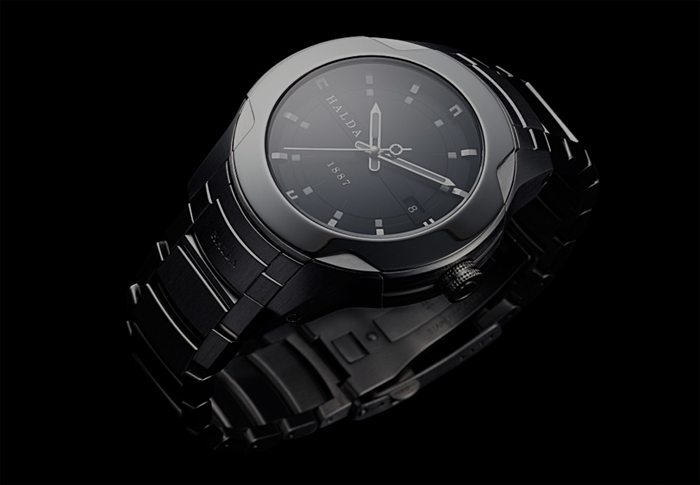 Halda Watch Co Sweden Space Discovery