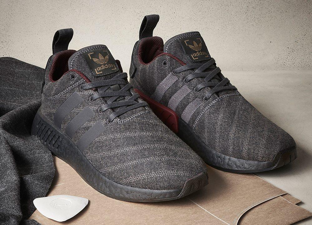 Henry Poole x Adidas Originals