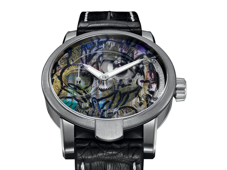 Armin Strom Manual Hunt Slonem Edition for Only Watch