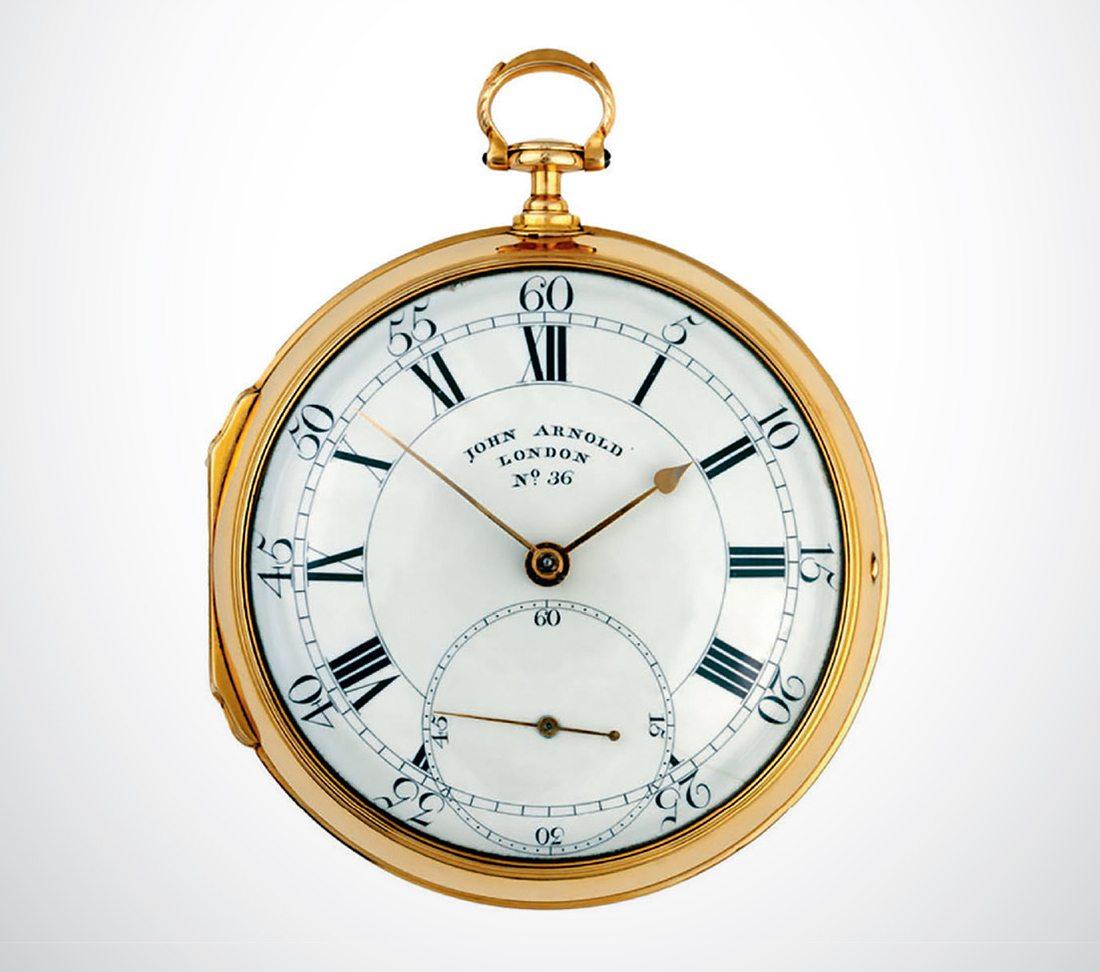 Arnold & Son No.36 Chronometer