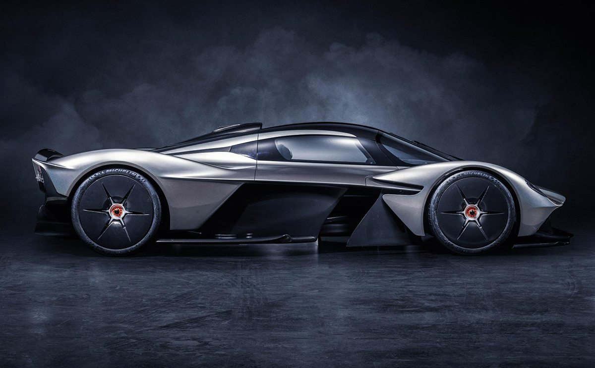New Images Of Aston Martin S F1 Inspired Valkyrie Oracle