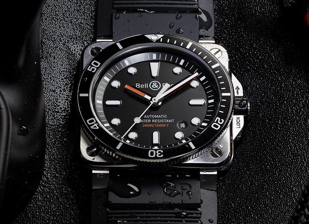 Bell & Ross Br03 92 Diver