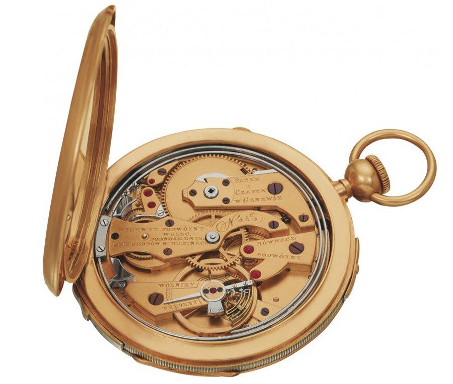 Czapek & Cie pocket watch