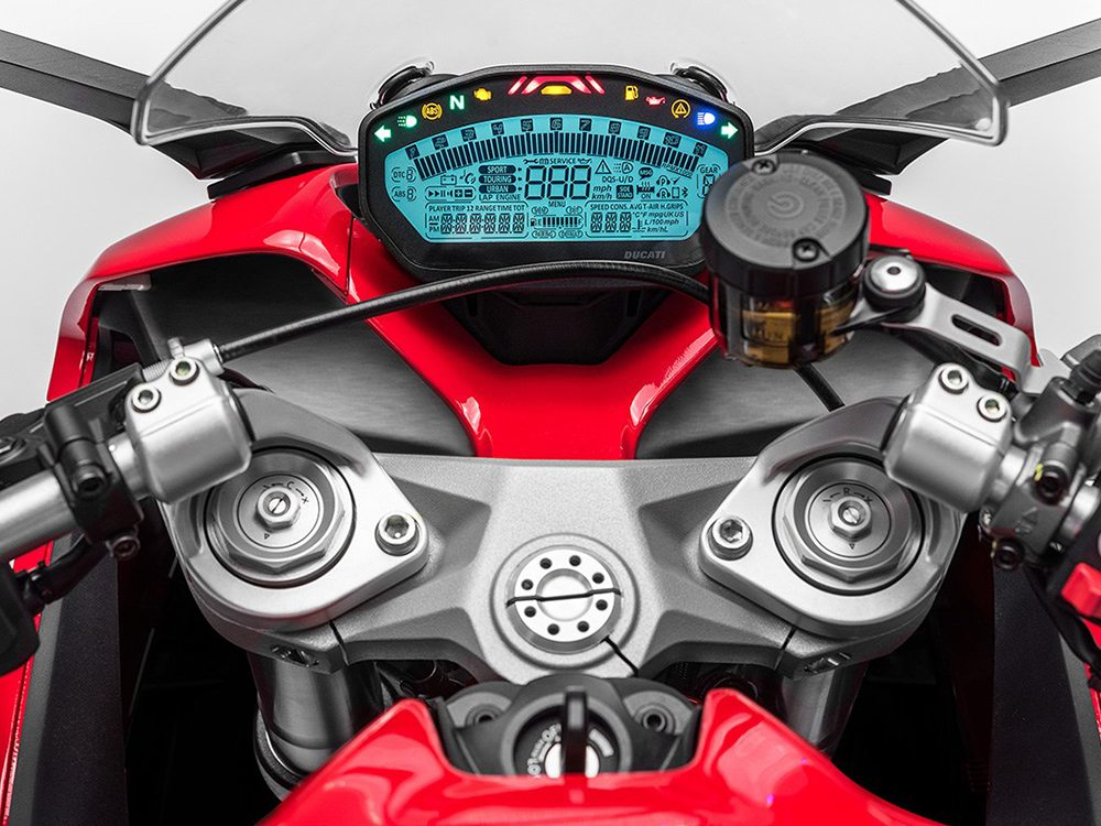 Ducati SuperSport S Red