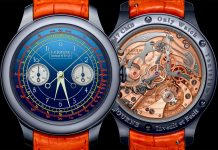 F.P. Journe Monopusher Split-Seconds Chronograph For Only Watch 2017