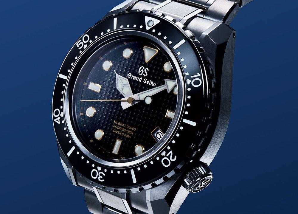 Grand Seiko Hi Beat 36000 Professional 600M Diver's