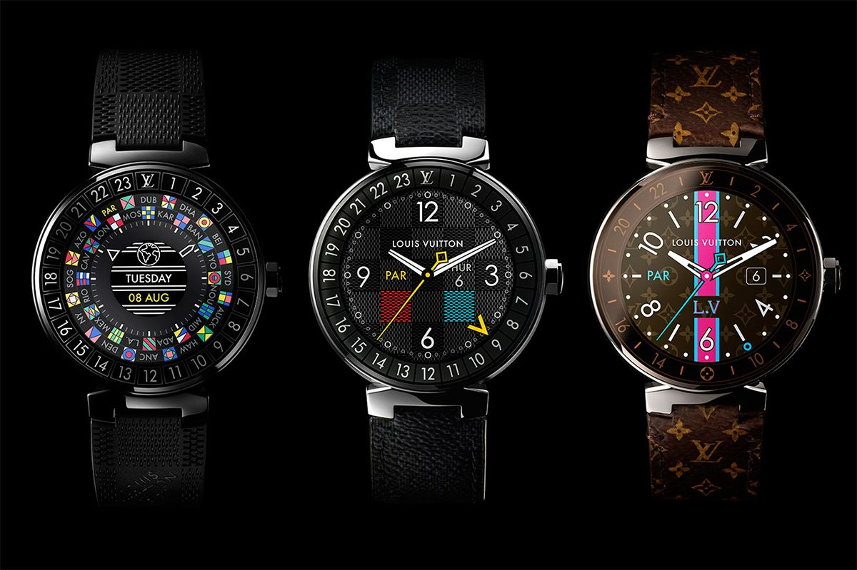 Louis Vuitton Tambour Horizon Smartwatch