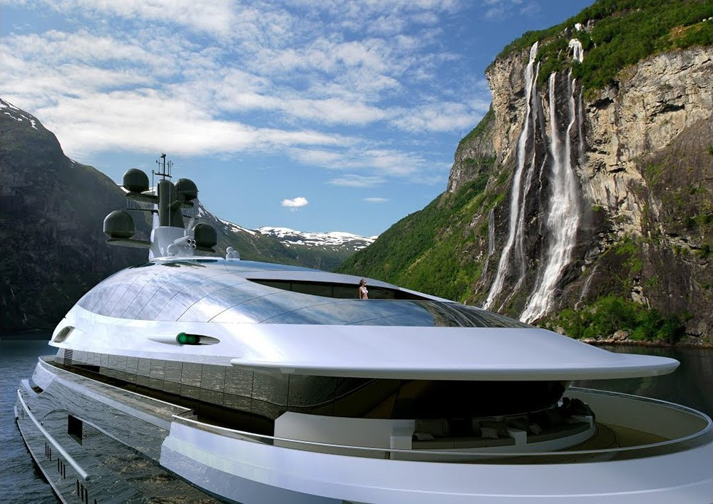 Project Cosmos by Oceanco
