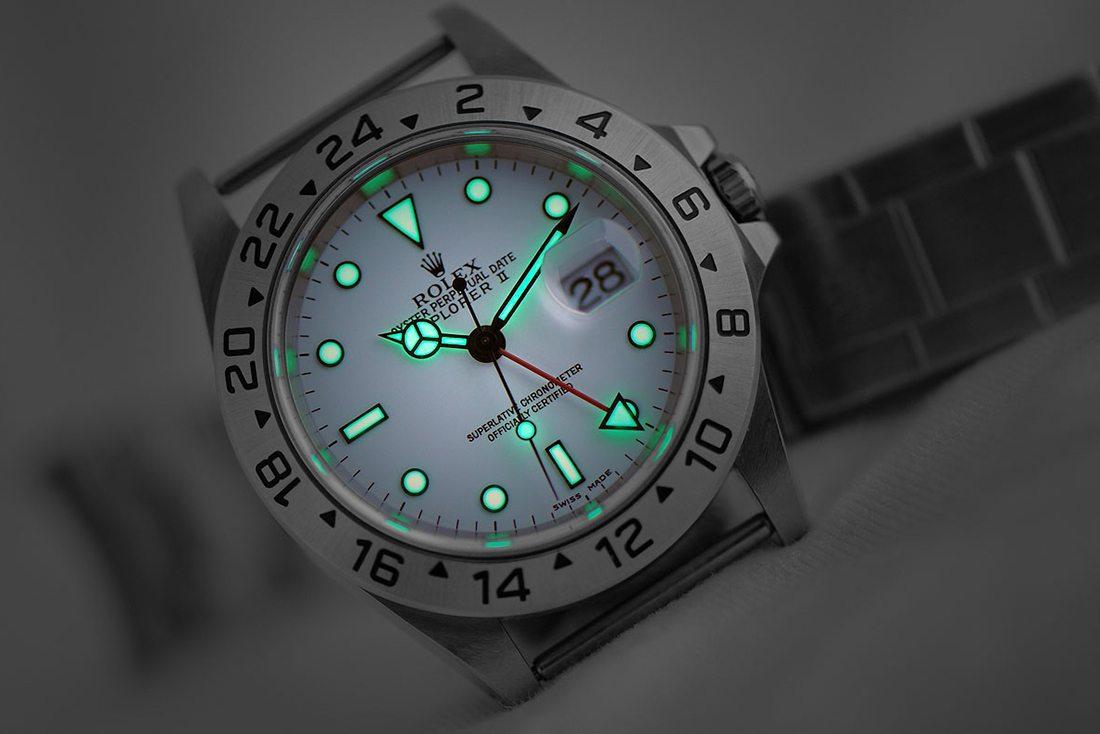 Rolex Lume