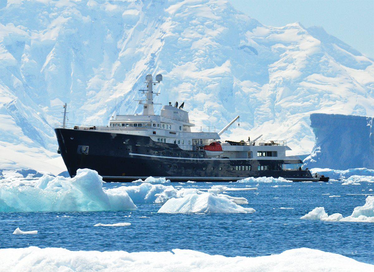 Ice Breaker Superyacht