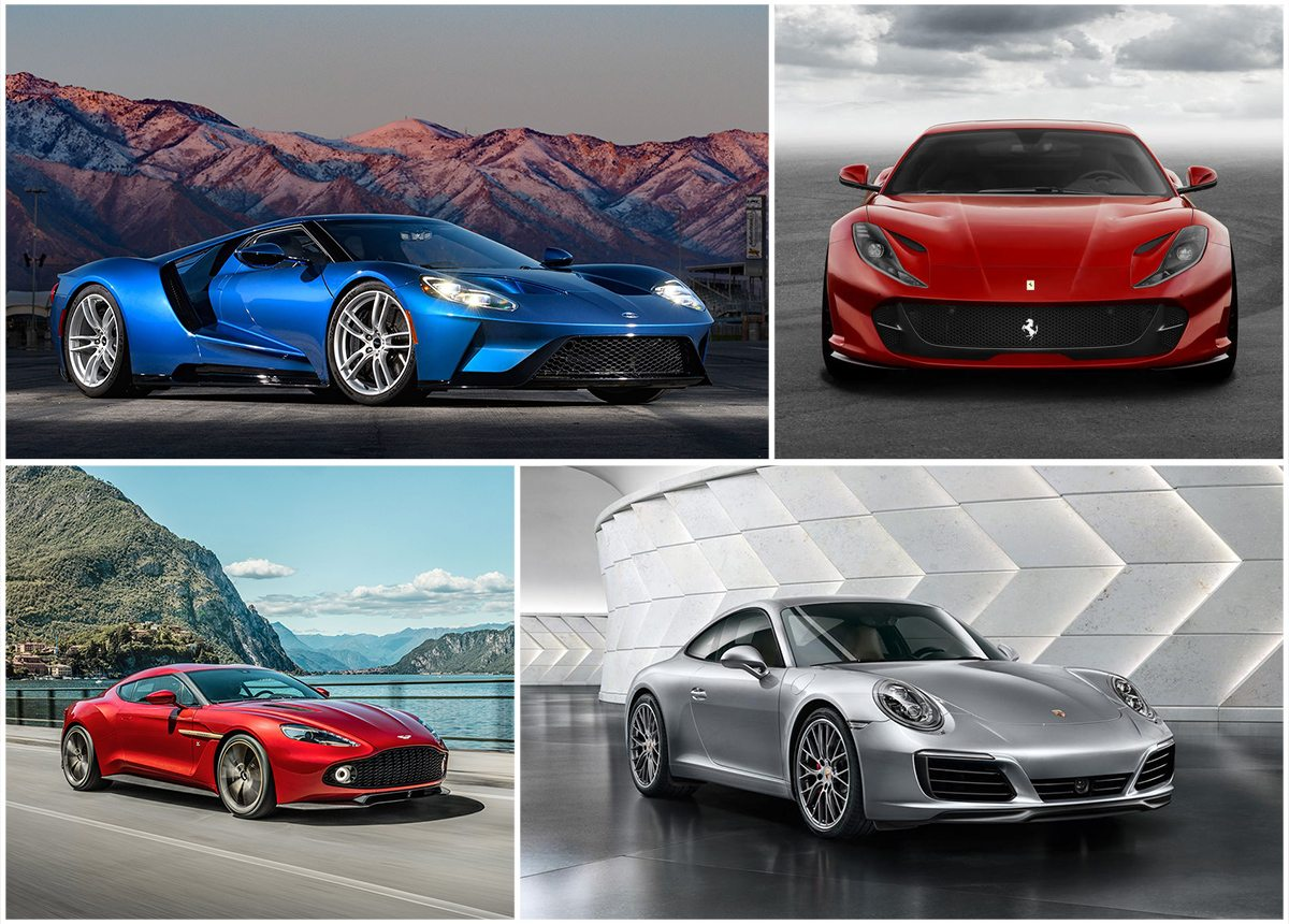 the most beautiful cars of 2017 so far oracle time