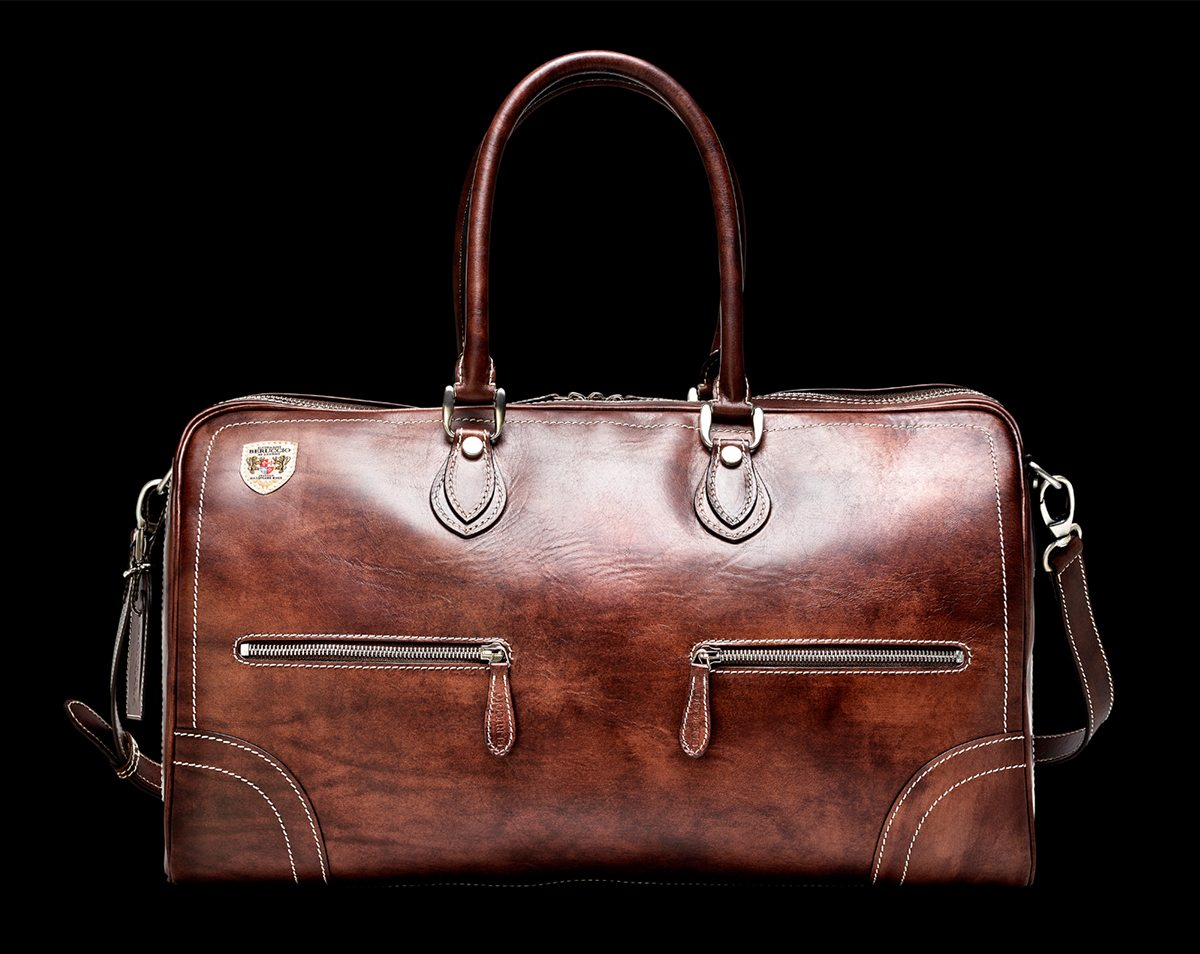 Giovanni Beruccio Grosvenor Travel Bag