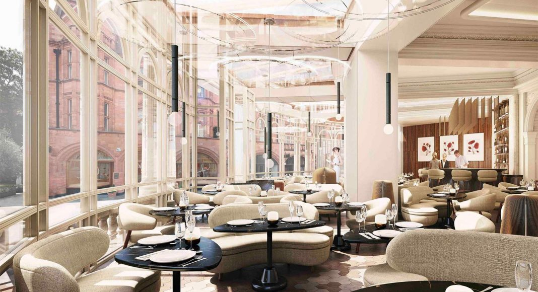 Jean-Georges at the Connaught Restaurant