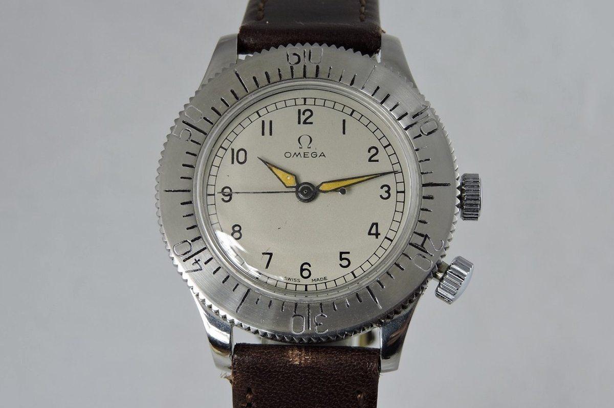 Omega RAF 1940 Ref CK2129
